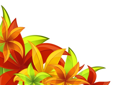 Autumn design template Stock Vector - 14220165