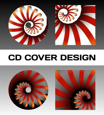 symbols metaphors: CD cover design