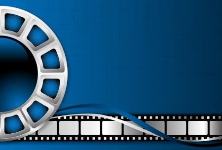 roll film: Cine fondo del tema