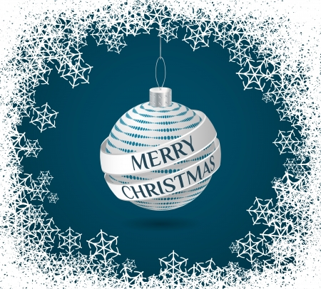 Christmas card Stock Vector - 15829404