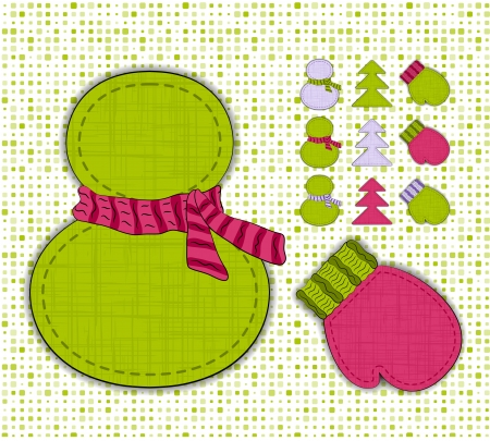 sewed: Winter design elements