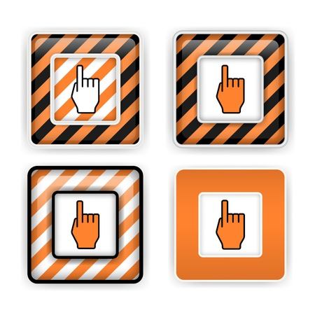 Warning signs Stock Vector - 16578204
