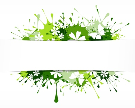 Spring nature background Stock Vector - 16956204