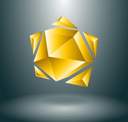 Sun, star  concept Stock Vector - 16956233