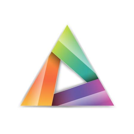 Abstract design symbol