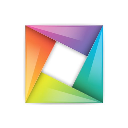 Abstract design symbol Stock Vector - 18502576
