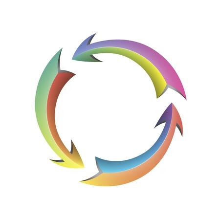 picto: Abstract design symbol