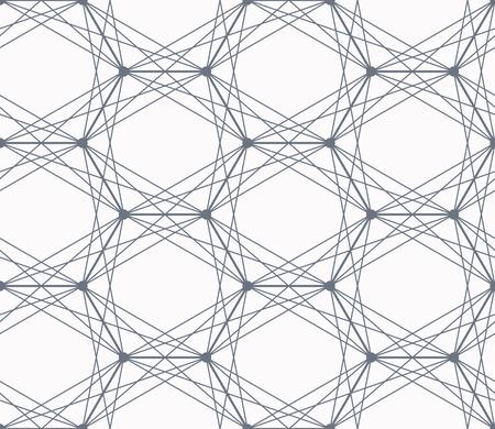pattern background: Geometrical polygonal seamless pattern, monochromatic background.