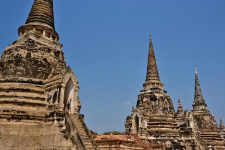 Thailand Bangkok Ayutthaya