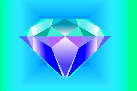 briliance: drawing of the diamond 2
