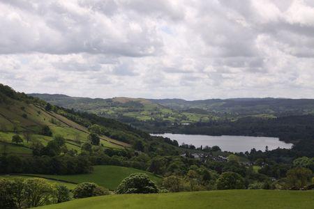 lake district: LAKE DISTRICT LAKE