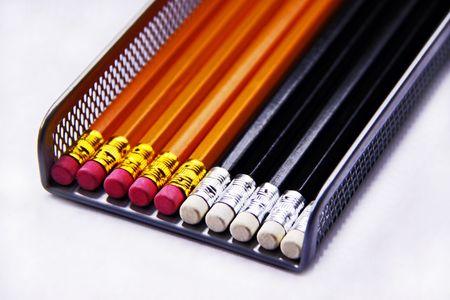 grafit: Sztuka grafitu  ciągnienie ołówków  Zdjęcie Seryjne