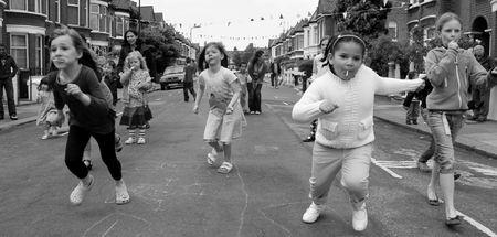 straat feest: