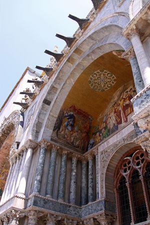catholism: Venice, Italy, 21510 The Patriarchal Catholic Cathedral Basilica of Saint Mark Editorial