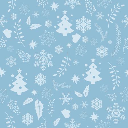 winter holiday: inverno biglietto di auguri vacanza, senza soluzione di tessitura
