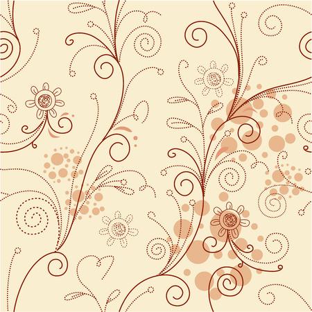 sun flower: sun flower texture Illustration
