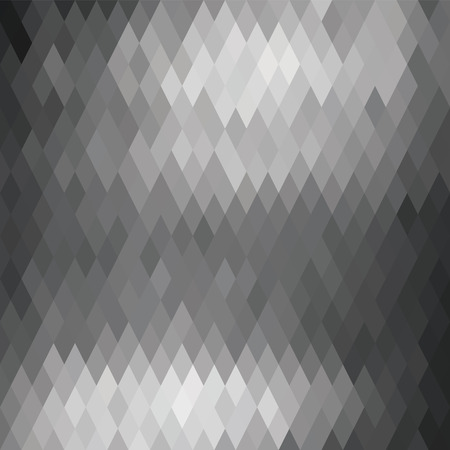 silver background: silver geometric background Illustration