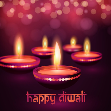 Greeting card for indian deepavali hindu festival happy diwali greeting card for indian deepavali hindu festival happy diwali design greeting card with lamps m4hsunfo