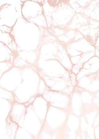 Marbre avec fond brillant de quartz rose. Texture rose or. Modèle à la mode pour le nouvel an, mariage, anniversaire, flyers, carte d'invitation de fête de bannières de logo. Conception grunge.