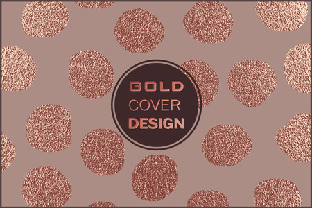 Conception grunge. Fond brillant de cuivre. Texture métallique. Métal bronze. Modèle à la mode pour le nouvel an, mariage, anniversaire, flyers, carte d'invitation de fête de bannières de logo Logo