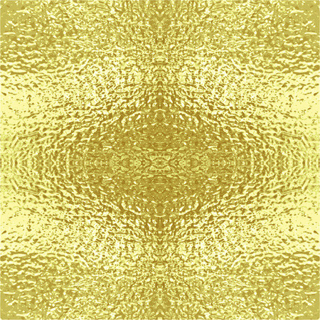 Abstract gold glitter vector background. Golden trendy modern and stylish minimal design. Cool pattern. Copper glossy background. Metallic texture. Bronze metal. Luxury sparkling Blush gold foil.