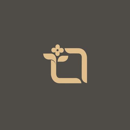 Royal Jewelry, Yoga, Premium Logo. Resort and Restaurant design illustration