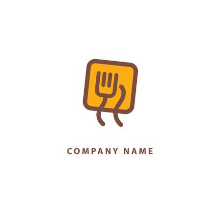 Abstract sign, vector logotype, editable design minimalist icon