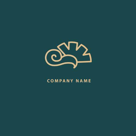 Abstract flower store logo icon vector design. Cosmetics, Spa, Beauty salon Decoration Boutique vector logo. Vector illustration, Graphic Design Editable Design. Floral logo. Flower wedding icon