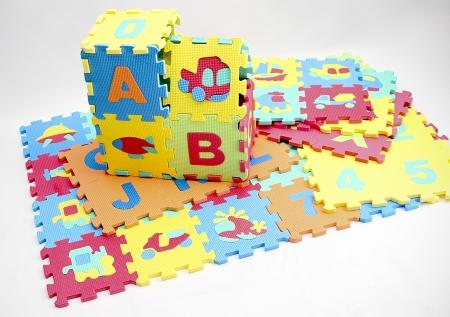 jigsaw puzzle mat photo