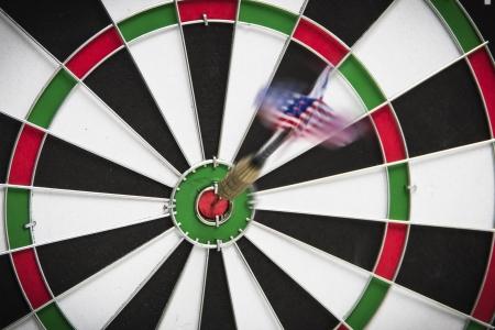 bull s eye: bull s eye dart to target