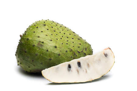 annona: Soursop, Prickly Custard Apple. (Annona muricata L.) Treatment of cancer.