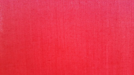 surface: Woven red surface