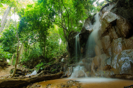 water fall: water fall in thailand