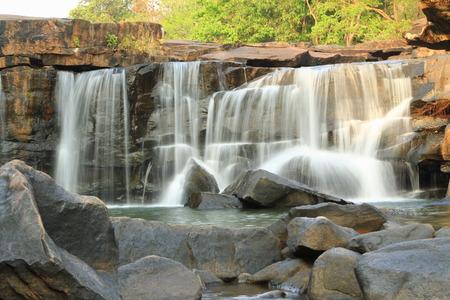 bourn: Tardtone Waterfall 1 Chaiyaphum Thailand