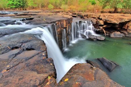 bourn: Tardtone Waterfall 2 Chaiyaphum Thailand
