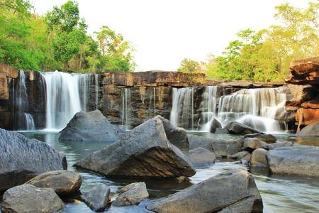 bourn: Tardtone Waterfall 3 Chaiyaphum Thailand