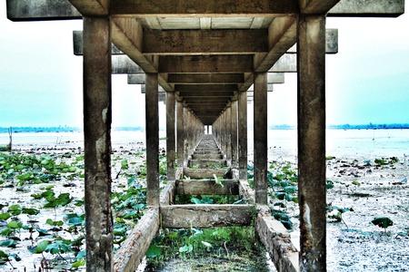 bourn: under the bridge