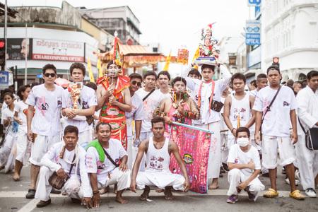 phuket: Phuket Vegetarian Festival, Thailand