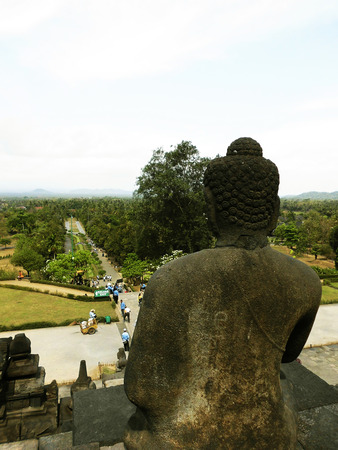 Budha sculpture photo