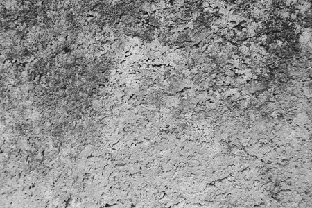 Black and white Concrete Wall Texture Imagens