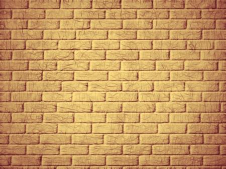 Vintage brick wall background  Digitally generated image Stock Photo - 23445088