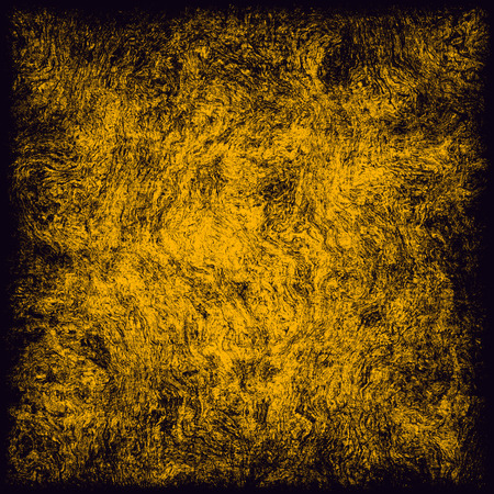 digitally generated image: Abstract yellow chaos background Digitally generated image