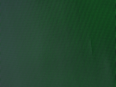 digitally generated image: Green abstract striped background Digitally generated image