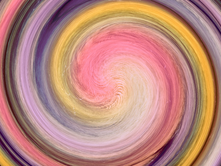 twirled: Abstract multicolored twirled background.Digitally generated image.