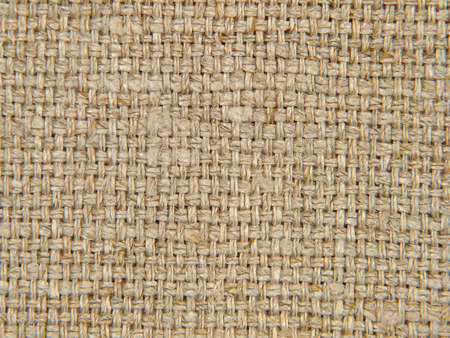 Natural linen texture pattern taken closeup suitable as background. photo