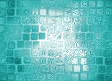 forme carre: L'image de forme carr�e abstraite Azure g�n�r� background.Digitally.