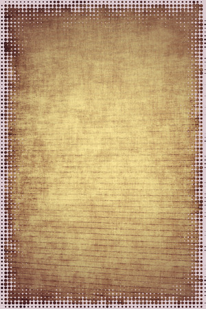 digitally generated image: Grunge abstract background with film effect frame. Digitally generated image