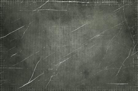 digitally generated image: Monochrome grunge abstract background. Digitally generated image Stock Photo