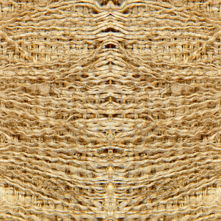fringes: Linen fringes taken closeup as abstract background.