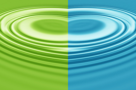 rippled: Multicolored rippled abstract background.Digitally generated image.